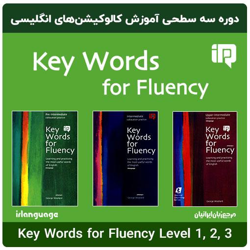 دانلود کتاب های Key Words for Fluency
