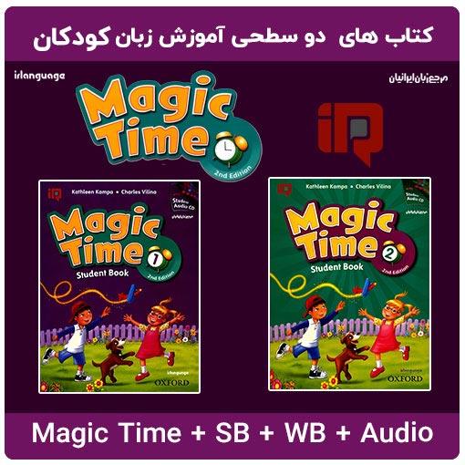 دانلود کتاب های Magic Time