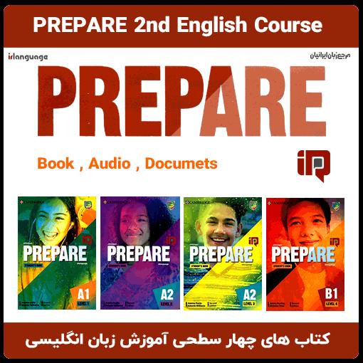 دانلود کتاب Prepare 2nd