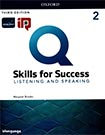 Q Skills for Success Listening and Speaking third Level 2