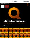 Q Skills for Success Reading and Writing Third Level 1