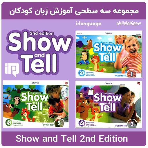 دانلود کتاب های Show and Tell