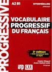 Vocabulaire Progressif du Francais A2.B1
