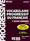 Vocabulaire Progressif du Francais B2.C1.1